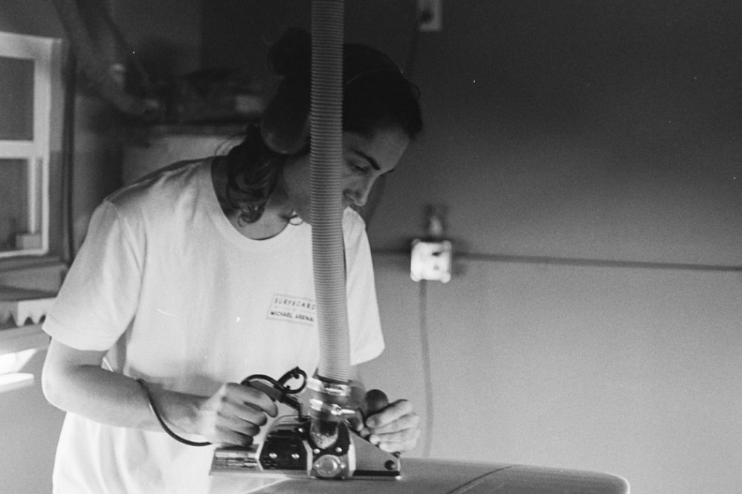 Michael Arenal: Shaping a Career Through Surfing