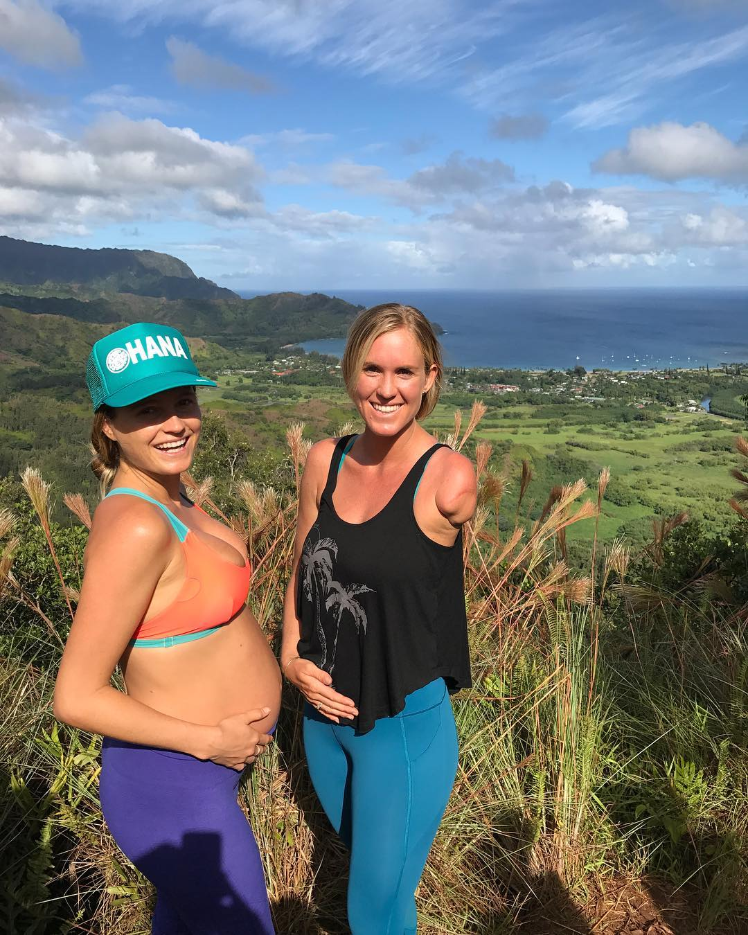 Bethany Hamilton & Alana Blanchard Are Both Moms!