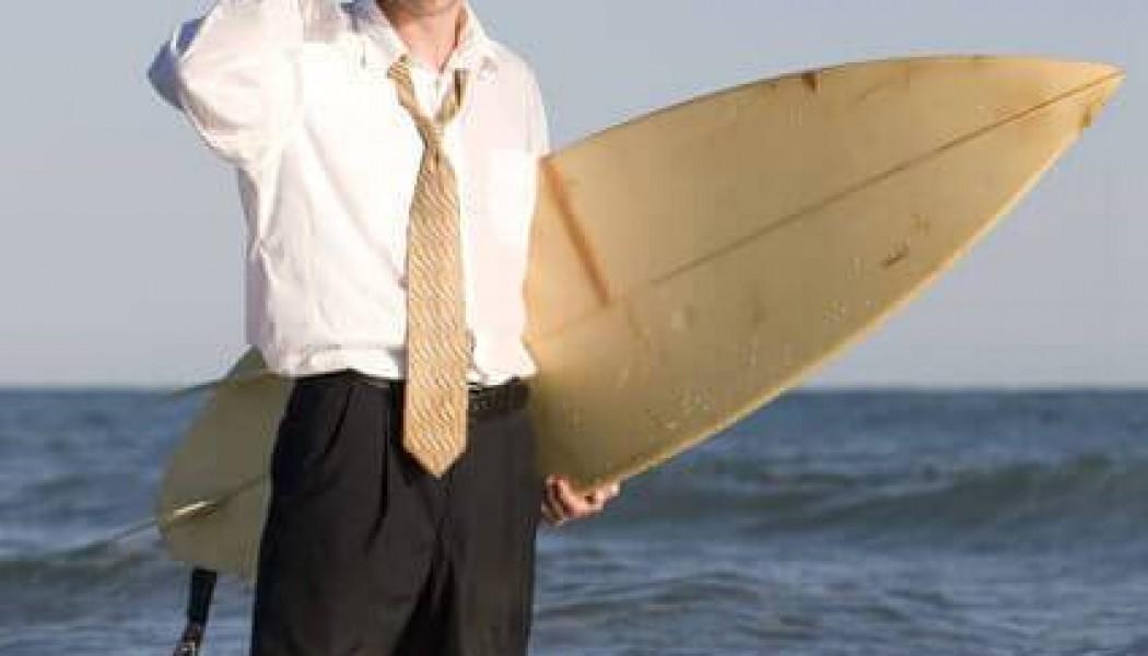 The 21st Century Surfer