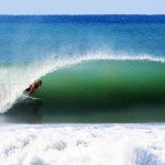 Trippin' on Playa Dominical: Waves and Waterfalls