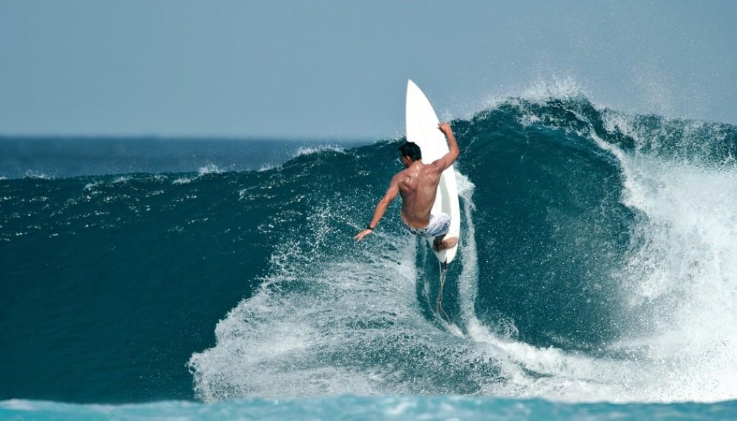 Custom Surfboard Giveaway