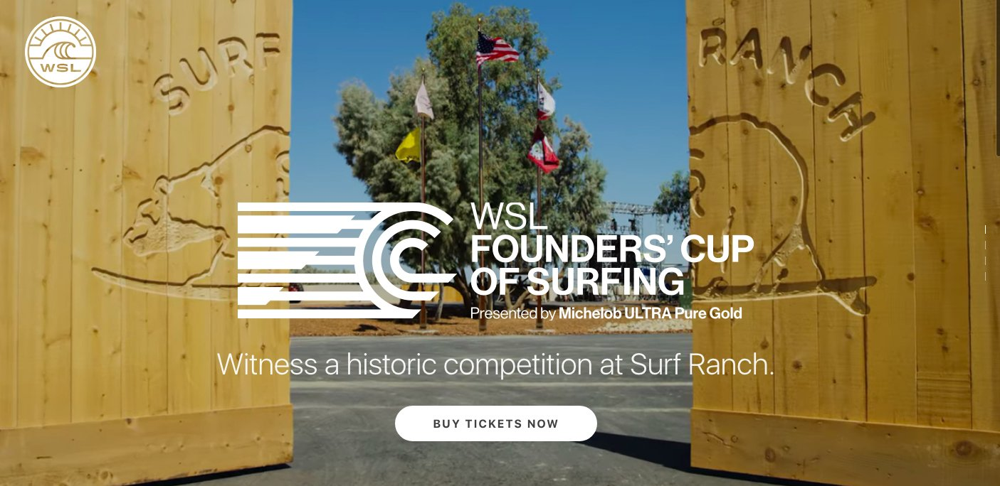 FOUNDER'S CUP IS ON!!!!!